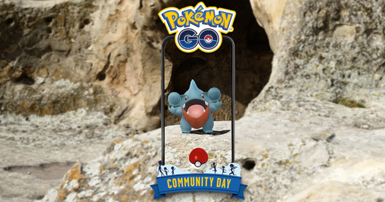 Gible Community Day guide
