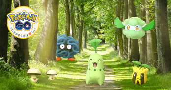 Sustainability Week and Friendship Day in Pokémon GO