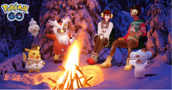 Holiday- and ice-themed Pokémon, big bonuses coming for Pokémon GO Holidays 2020