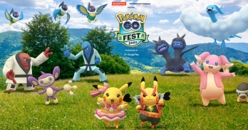 Everything you need to know about the Pokémon GO Fest 2021