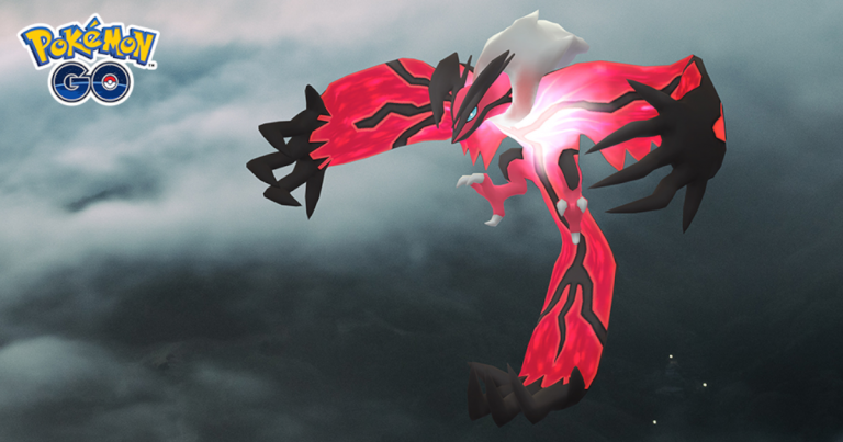 Yveltal and Sylveon debut in Pokémon GO with the Luminous Legends Y event