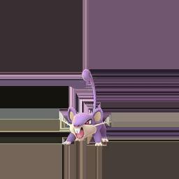 Comprar Pokémon Rattata