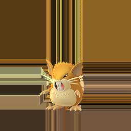 Comprar Pokémon Raticate