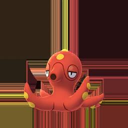 Comprar Pokémon Octillery