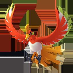 Achetez Pokémon HoOh